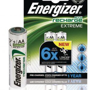 Batterijen en opladers